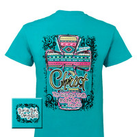 Christ (Short Sleeve) Christ (Short Sleeve) : Girlie Girl™ Originals - Great T-Shirts for Girlie Girls!
