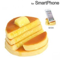 Strapya World : Delicious Food Stands for Smartphone (Hot Pancake)