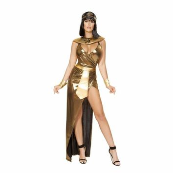 4pc Cleopatra of the Nile Costume Set