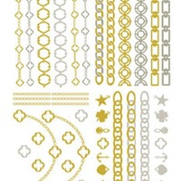Flash Tattoos Chloe Collection