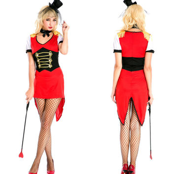 Magician Cosplay Anime Cosplay Apparel Holloween Costume [9220287812]