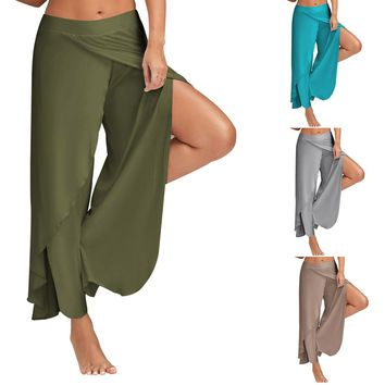 Tulipa Palazzo High Fashion Cocktail Pants