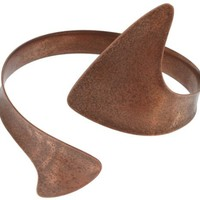Copper Ox Tone Metal Upper Arm Bracelet Kim Craftsmen