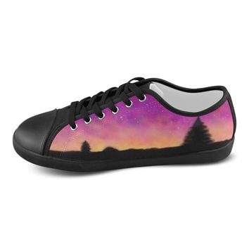 ACID RAP - Men's Low Top Canvas