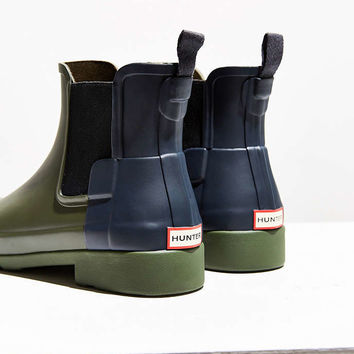 Hunter Original Refined Chelsea Rain Boot - Urban Outfitters