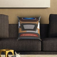 Borderlands Best of Claptrap Pillow Cover , Custom Zippered Pillow Case One Side Two SIde