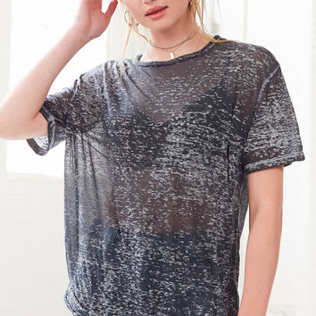 Project Social T Burnout Tee | Urban Outfitters