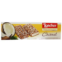 Loacker Gran Pasticceria Coconut Biscuits 3.5 oz. (100 g)