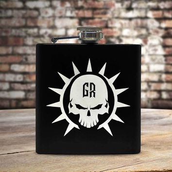 Official GothRider Flask