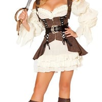 Sexy Pirate Wench Costume