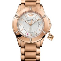 Rose Gold Rich Girl by Juicy Couture, O/S