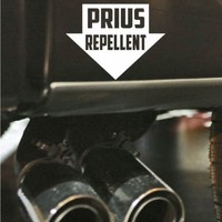 Prius Repellent Funny Bumper Exhaust Sticker Vinyl Decal Diesel Truck Fits Ford