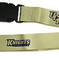 Central Florida Knights UCF 2-sided Premium Breakaway Lanyard Hook University of