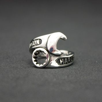 Harley Adjustable Wrench Ring