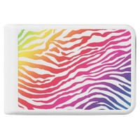 Rainbow Stripes Power Bank