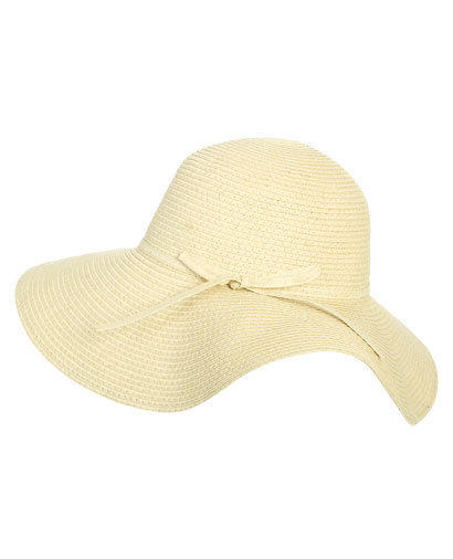 Bow Wrap Floppy Hat   Shop Trending Now at Wet Seal