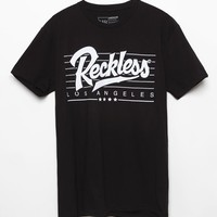 Young & Reckless Essentials Reloaded T-Shirt - Mens Tee - Black