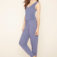 Contemporary V-Neck Jumpsuit | Forever 21 - 2000178226