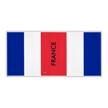 Binder with Flag of France