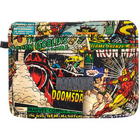 River Island MensMarvel comics card holder wallet