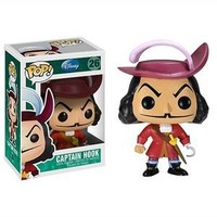 Funko POP Disney Series 3: Captain Hook Vinyl Figure