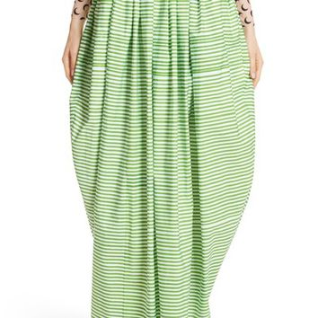 Marine Serre Stripe Ball Skirt | Nordstrom