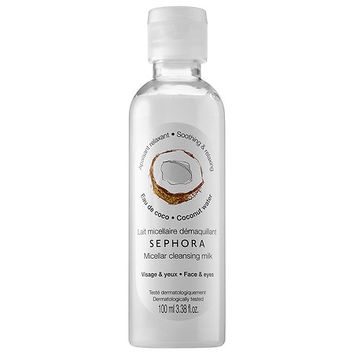 Micellar Cleansing Water & Milk - Coconut Water - SEPHORA COLLECTION   Sephora
