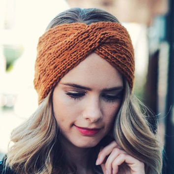 Autumn Frost Headwrap