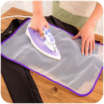 New Big Size House Keeping Portable Ironing Boards Cloth Cover Protect Insulation Ironing Pad