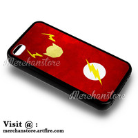 The Flash Superhero iPhone 4 or 4S Case Cover