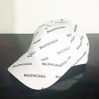 Balenciage Women Men Sport Sunhat Embroidery Baseball Cap Hat G-A-GHSY-1
