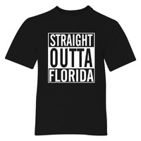 Straight Outta Florida Youth T-shirt