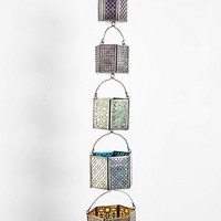 Tiered Hanging Tea Lights - Set of 5