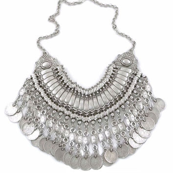 The Cleopatra Gypsy Coin Necklace