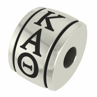 Buy Kappa Alpha Theta Sorority Beads and Charm Fits Pandora Style Bracelets
