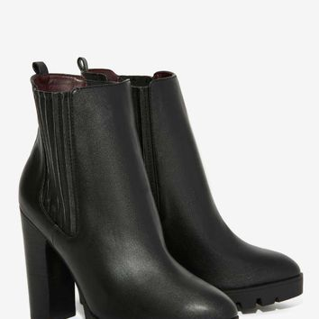 Report Polk Vegan Leather Boot