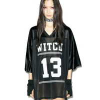 OVERSIZED WITCH JERSEY