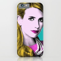Scream Queens - Chanel#1 ' What Fresh Hell Is This?' iPhone & iPod Case by Binge Designs | Society6