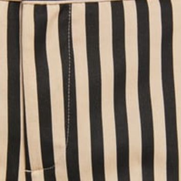 STRIPED PANTS DETAILS