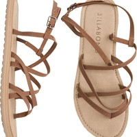 BILLABONG CAGED HEART GLADIATOR SANDAL