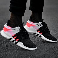 ADIDAS EQT Trendy Black/Pink Casual Sneakers F