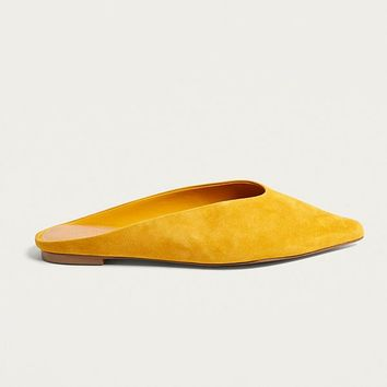Pippa Pointed Toe Mules | Urban Outfitters
