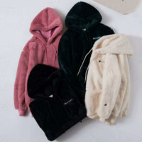 '' Champion ''Fashion Casual Women In the winter To keep warm Hot Hoodie Cute Sweater G