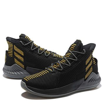 167ee3778599e Adidas D Rose 9 Fashion Casual Sneakers Sport Shoes