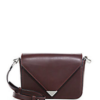 Alexander Wang - Prisma Envelope Leather Shoulder Bag - Saks Fifth Avenue Mobile