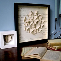 personalised literature artwork by artstuff | notonthehighstreet.com