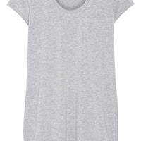 Splendid - Stretch Supima cotton and modal-blend T-shirt dress