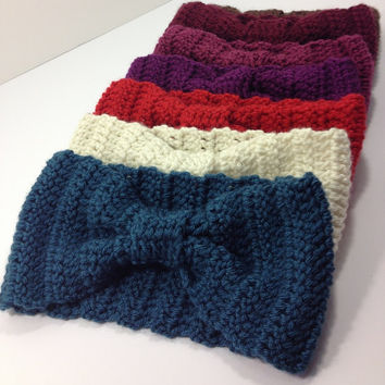 Headband Ear Warmer - Turban Style