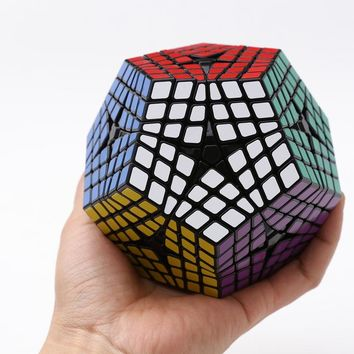 Newest Shengshou Elite Kilominx Cube 6x6 Megaminx Magic Cube Puzzle Learning&Educational Cubo magico Toy as a gift Drop Shipping