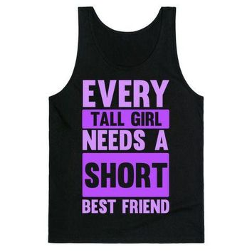 Tall Girl BFF Tank Top